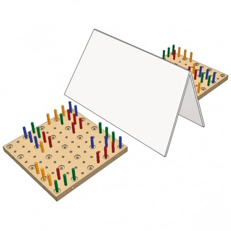 Perzi Board Sets motricidad