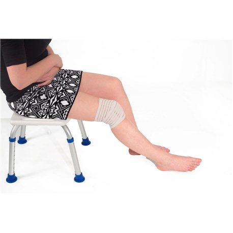 Venda elástica - rodilla  VENDAJES Y NEUROMUSCULACIÓN