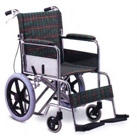 Silla de ruedas de acero 300 Sillas de ruedas