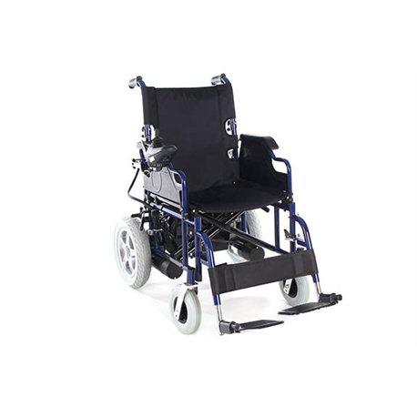 Silla de ruedas plegable eléctrica Sillas de ruedas