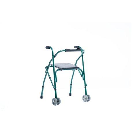 Andador con asiento incorporado Andadores