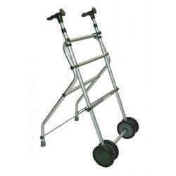 Andador de aluminio básico