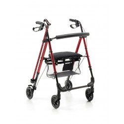 Andador plegable con ruedas Andadores