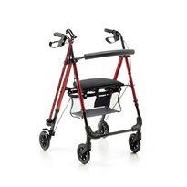 Andador plegable con ruedas