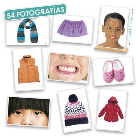 50 Fotos cuerpo y prendas PICTOGRAMAS e IMAGENES