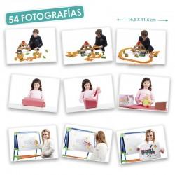 50 Fotos secuencias infantiles PICTOGRAMAS e IMAGENES