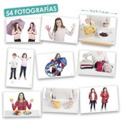 50 Fotos adjetivos PICTOGRAMAS e IMAGENES