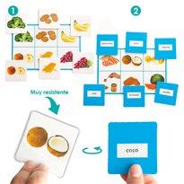 Loto 72 alimentos Categorización
