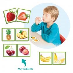 Frutas y sus aromas Percepción y Gnosias
