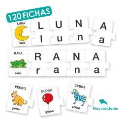 Busca las letras ALFABETOS, NUMEROS y LETRAS
