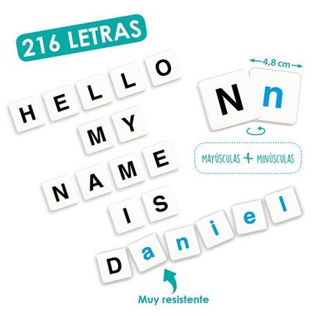 Alfabeto 216 ALFABETOS, NUMEROS y LETRAS