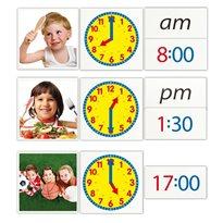 Planning de actividades diarias Orientación espacio temporal