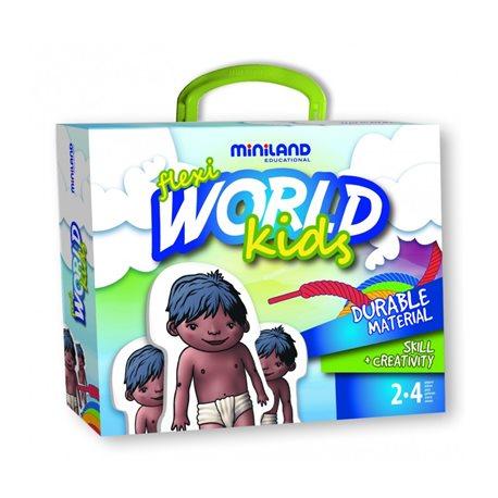Flexi World kids JUEGOS DE LENGUAJE