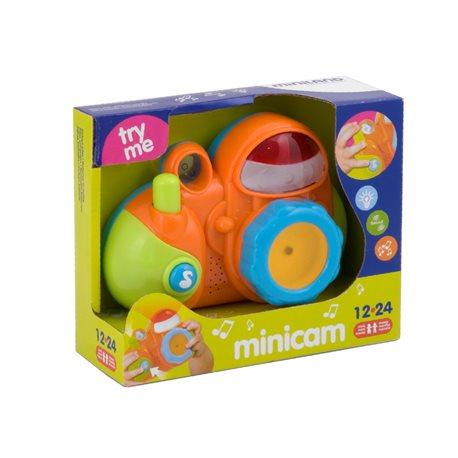 Minicam Agarre