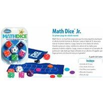 JR. Math dice JUEGOS MATEMÁTICOS
