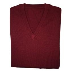 Jersey adaptado cuello pico ROPA DE VESTIR