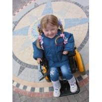 Anorak silla de ruedas