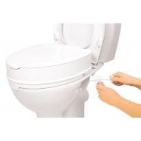 Elevador de WC con tapa 10 cms Accesorios aseo