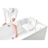 Asiento bañera con respaldo vitility ORTOPEDIA