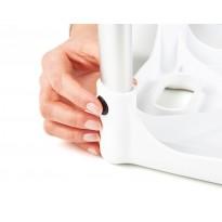 Silla de ducha con respaldo vitility ORTOPEDIA