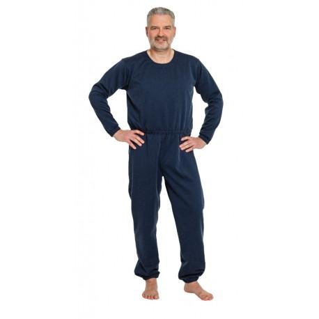 Pijama gran seguridad cierre trasero demencia Pijamas de seguridad