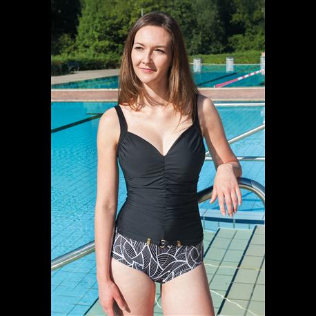 Bañador mujer natación incontinencia BAÑADORES incontinencia