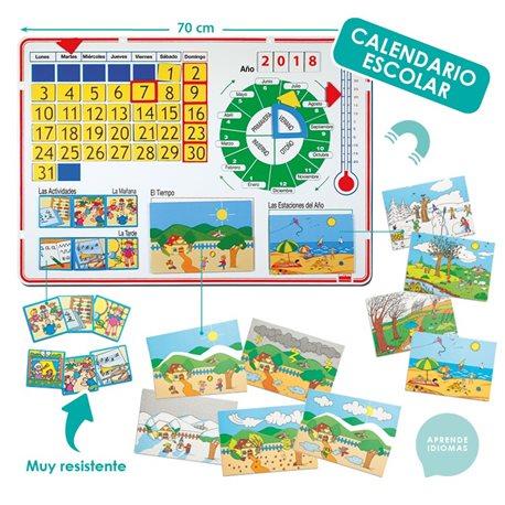 Calendario escolar MOBILIARIO GUARDERIA