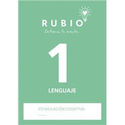 1 Lenguaje - cuaderno adultos Rubio ESTIMULACIÓN COGNITIVA