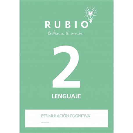 2 Lenguaje - cuaderno adultos Rubio Comunicación y lenguaje