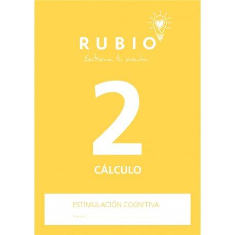 2 Cálculo - cuaderno adultos Rubio Cálculo mental
