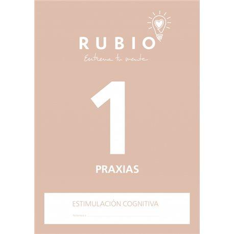1 Praxias - cuaderno adultos Rubio Praxias