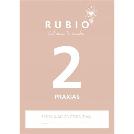 2 Praxias - cuaderno adultos Rubio Praxias