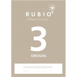 3 Gnosias - cuaderno adultos Rubio