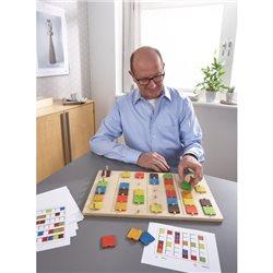 Sudoku de colores Categorización
