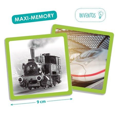 Maxi Memory Inventos