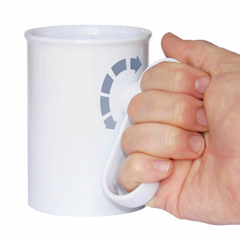 Taza Handsteady Vasos y tazas