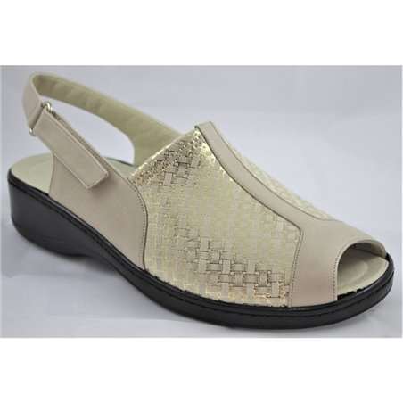 Sandalia ICARIA Sandalias pies delicados