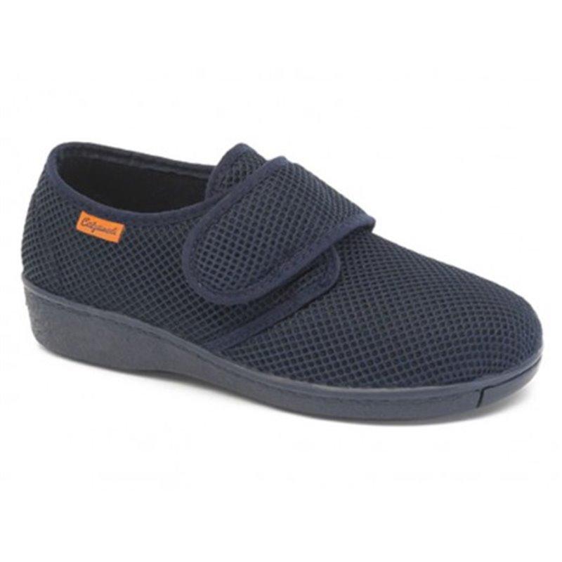 Zapatillas Mujer Calzamedi 3044 Azul