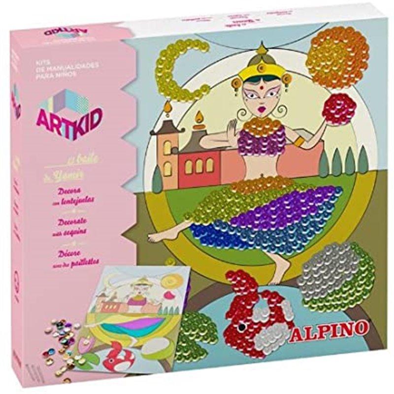 Artkid Alpino El baile de Yamir