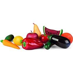 Frutas, hortalizas y frutos secos (35 unidades)