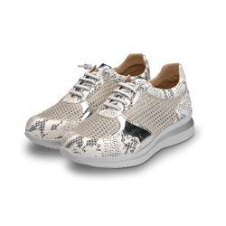 Sneaker Saguy's Comfort 20646 Plata