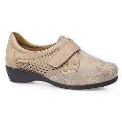 Zapato Señora Calzamedi 0685 Beige
