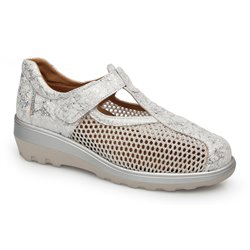 Zapatos Señora Calzamedi 0730 Blanco