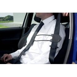 Accesorio para el cinturón de seguridad - Seat belt grip EZ Alcanzadores y antideslizantes