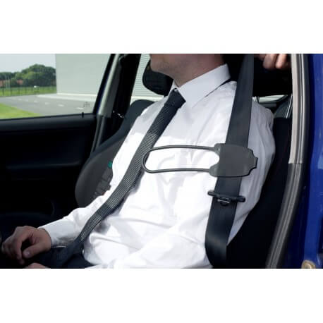 Productos de apoyo para movilidad reducida en vehículos adaptados: Accesorio cinturón de seguridad