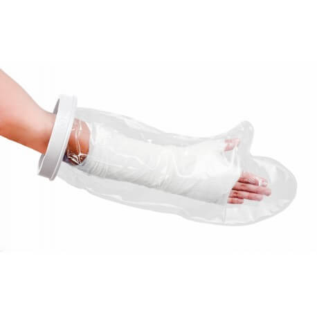 Protector de brazo para ducha o baño niños ORTOPEDIA
