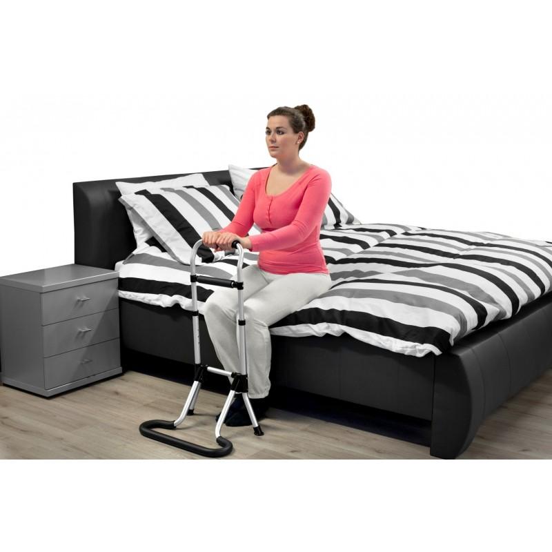 Adaptaciones en el dormitorio: Ayudas a la movilidad dentro de casa en Personas WIP
