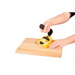 Cortador de queso ergonómico