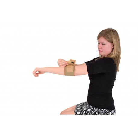 Vendaje de brazo -tenista VENDAJES Y NEUROMUSCULACIÓN