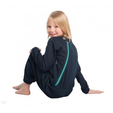 Pijama niño máxima seguridad discapacidad ROPA ADAPTADA